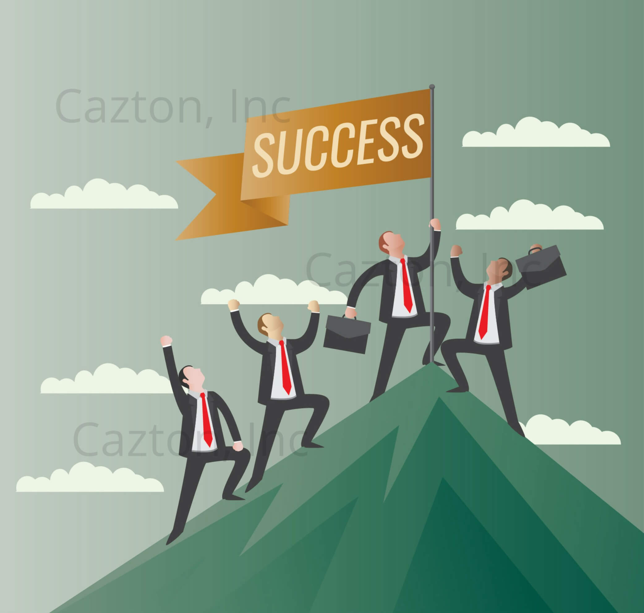 Cazton Microsoft Success Story