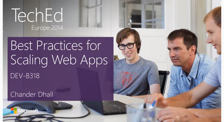 Best Practices for Scaling Web Apps